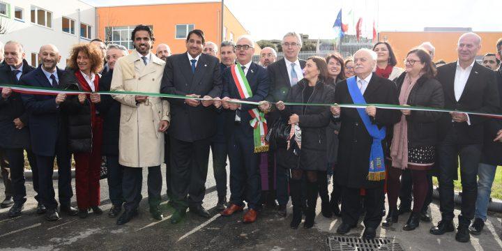 Inaugurato il Polo Scolastico di Macerata